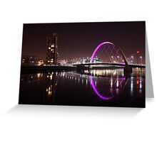Clyde Arc Greeting Card