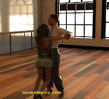Argentine Tango Dancers by maltanetworkres