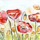 The World in Watercolour by Caroline  Lembke