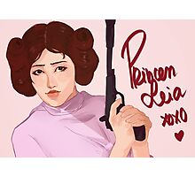 Princess Leia | Prints / Phonecases & Notebooks  Photographic Print