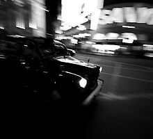 Flashing taxi by remos
