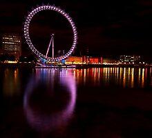 London Eye II by remos