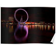London Eye II Poster