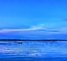 Dusky Lake II by ampsims