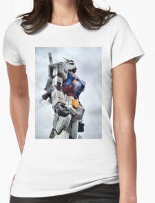 Gundam Pride Womens Fitted T-Shirt