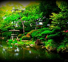 Gardens of Japan by fefelix18