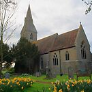 St Mary's, Langley by Dave Godden