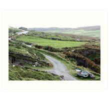 Dursey Island, County Cork, Ireland Art Print
