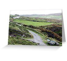 Dursey Island, County Cork, Ireland Greeting Card