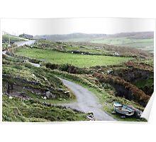 Dursey Island, County Cork, Ireland Poster