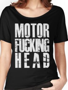 motorhead Women's Relaxed Fit T-Shirt
