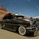 1954 Chevrolet Custom Two Door by TeeMack