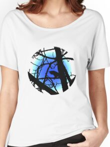 Shadow of the Raven Women's Relaxed Fit T-Shirt
