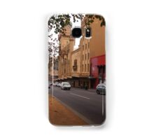A funny thing happened on the way to the Forum!! Melb. VIC Australia Samsung Galaxy Case/Skin