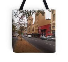 A funny thing happened on the way to the Forum!! Melb. VIC Australia Tote Bag
