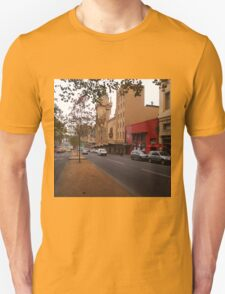 A funny thing happened on the way to the Forum!! Melb. VIC Australia Unisex T-Shirt