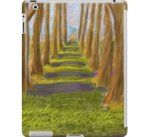 The Grove At Sunset   iPad Case/Skin