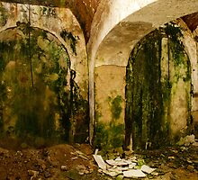 Eastern State Penitentiary by ©  Paul W. Faust