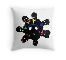 The Investigators - Persona 4 Throw Pillow
