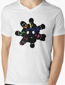 The Investigators - Persona 4 Mens V-Neck T-Shirt