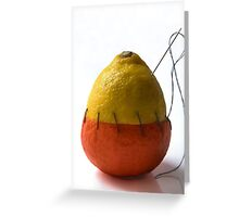 identity crisis! Greeting Card