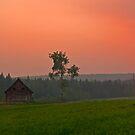Smokey Sunset by BCkat