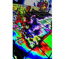 Gleaming the Cube Photographic Print