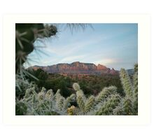 Its All Good ..SEDONA Art Print