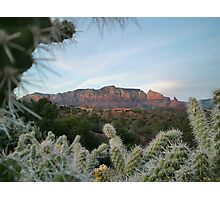 Its All Good ..SEDONA Photographic Print