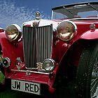 1947  MG -TC. by Roy  Massicks