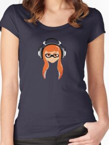 Inkling Girl Women's Fitted Scoop T-Shirt