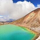 Tongariro - New Zealand by Steven  Sandner