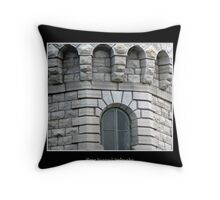 Fort Niagara Lighthouse Closeup Throw Pillow