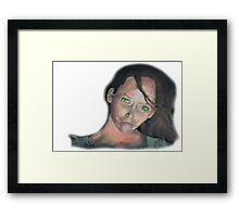 Kate Austen Framed Print