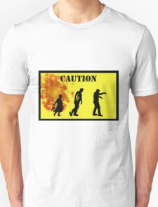 Caution! T-Shirt