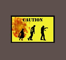 Caution! Unisex T-Shirt