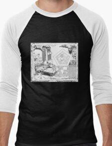 9/11 Intafada Men's Baseball ¾ T-Shirt
