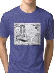 9/11 Intafada Tri-blend T-Shirt