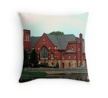 A House of God Throw Pillow