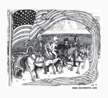 Four Horsemen by Davol White