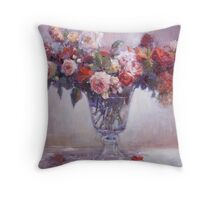 Hour of bliss Throw Pillow