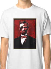 Zombie Lincoln Classic T-Shirt