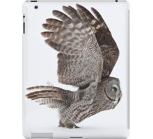 Proceed to runway for take off iPad Case/Skin