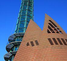 Perth Bell Tower 4 by Charles Kosina
