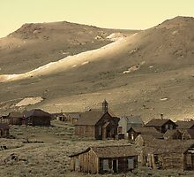 Bodie California by Nick Boren