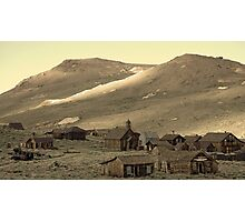 Bodie California Photographic Print