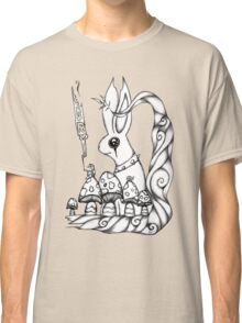 What hiddes in the woods Classic T-Shirt