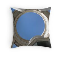 Monument for the Fallen Throw Pillow