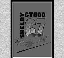 67 GT500 Mustang Drawing Unisex T-Shirt