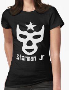 Starman Jr. T-shirt Womens Fitted T-Shirt